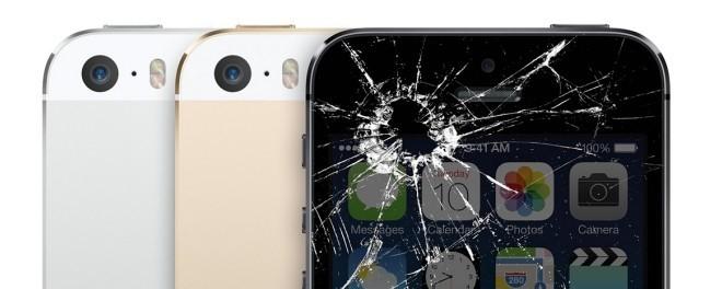 Afbeeldingsresultaat voor iphone lcd kapot